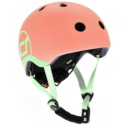 Helm (XS) Scoot & Ride - peach