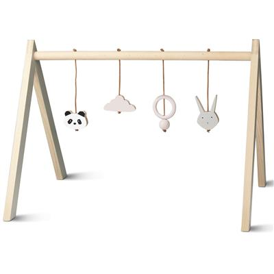 Babygym hout Liewood - girl