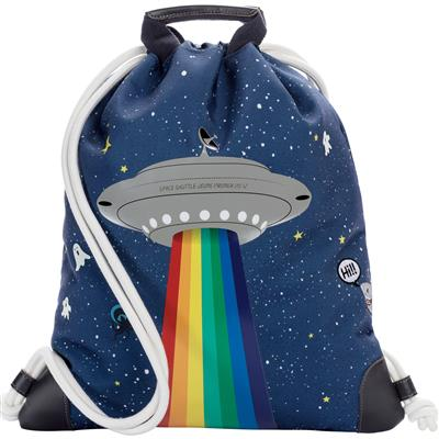 *Zwemzak kids bag (new) Jeune Premier - space rainbow