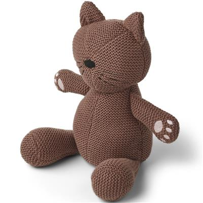 Knuffel Missy Liewood - cat (dark rose)