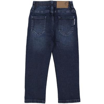 Jeansbroek boy regular Filou - blauw