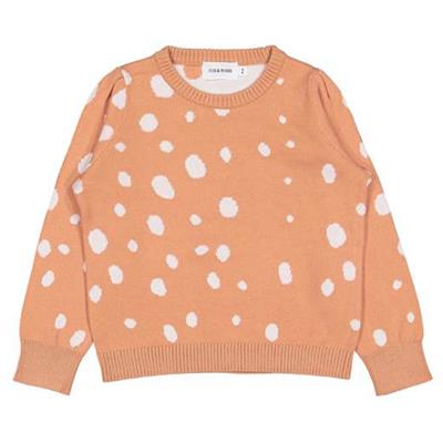 Pull tricot deer Filou - roest