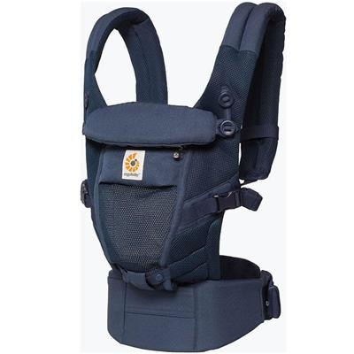 Draagzak adapt cool air mesh Ergobaby - deep blue