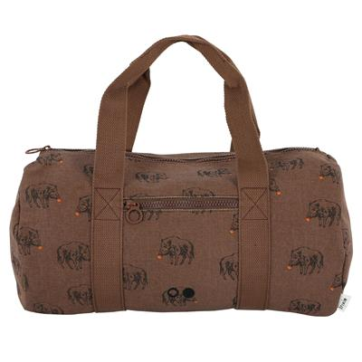 Kids roll bag Trixie - truffle pig