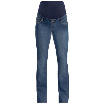 Jeansbroek bootcut Jade Noppies Maternity - Authentic Blue
