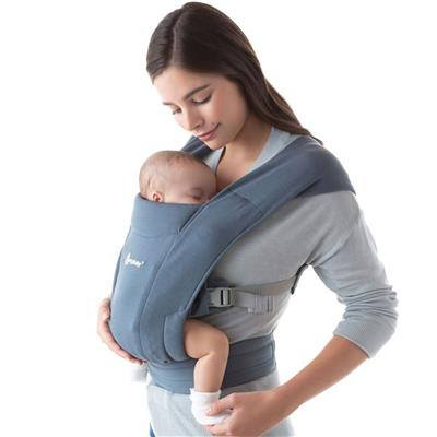 Draagzak embrace Ergobaby - oxford blue
