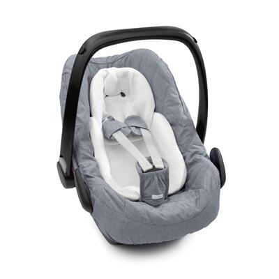 Hoes voor maxi-cosi (pebble+) First - true blue (denim)