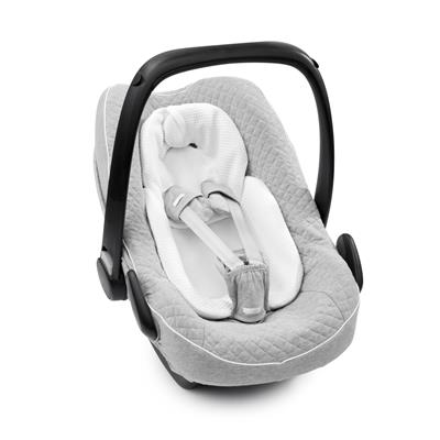 Hoes (jersey) voor maxi-cosi (pebble pro) First - endless grey (grey)