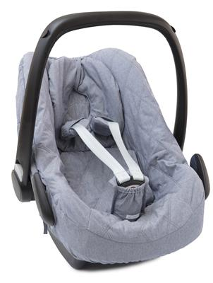 Hoes voor maxi-cosi (pebble pro) First - true blue (denim)