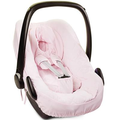 Hoes voor maxi-cosi (pebble) First - pretty pink (pink)