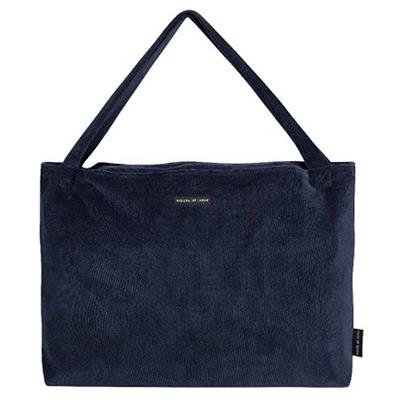 Verzorgingstas on the go bag House of Jamie - midnight velvet blue