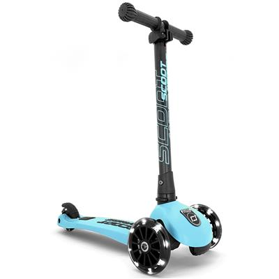 Step highwaykick 3 Scoot & Ride - blueberry