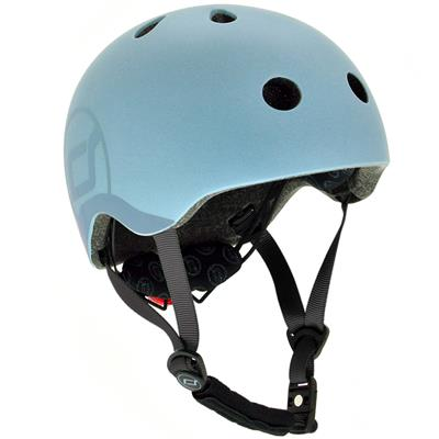 Helm (S) Scoot & Ride - steel