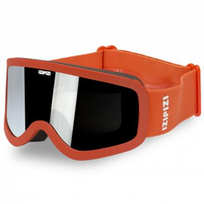 Skibril junior (100% UV-bescherming) IZIPIZI - orange