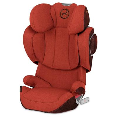 Autozitje Solution Z plus (i-fix) Cybex - autumn gold (burnt red)