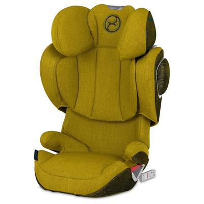 Autozitje Solution Z plus (i-fix) Cybex - mustard yellow (yellow)