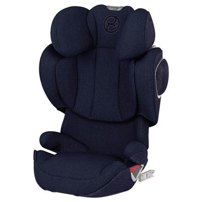 Autozitje Solution Z plus (i-fix) Cybex - nautical blue (navy blue)