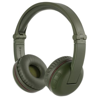Hoofdtelefoon play Buddyphones - amazon green