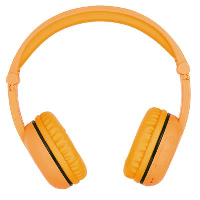 Hoofdtelefoon play Buddyphones - safari yellow