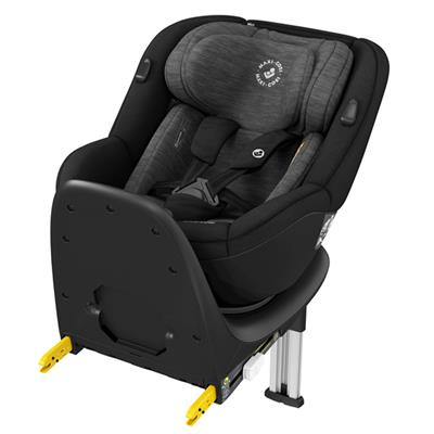 Autozitje mica Maxi-Cosi - authentic black