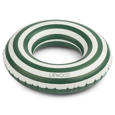 Zwemband Baloo (45x13cm) Liewood - stripe: garden green - sandy - dove blue