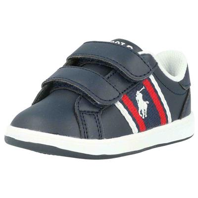 Schoen Oaklynn Ralph Lauren - navy smooth - navy - red - white w white pp