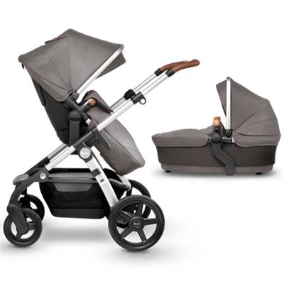 Kinderwagen wave pram 2.00 Silver Cross - sable