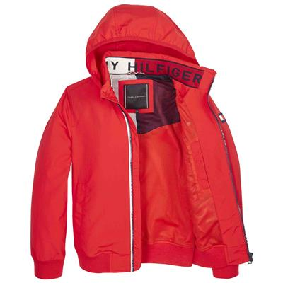 Jas Tommy Hilfiger - racing red