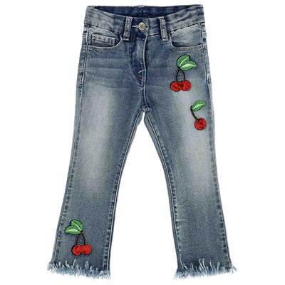 Jeansbroek  Bimba Minnie Monnalisa - Stone Bleach