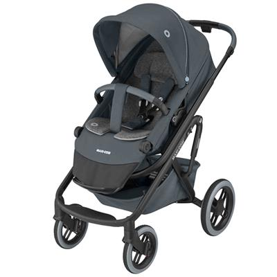 Kinderwagen Lila XP Maxi-Cosi - essential graphite (black frame)