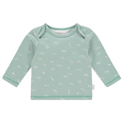 T-shirt Amnon Noppies Newborn - Gray mist