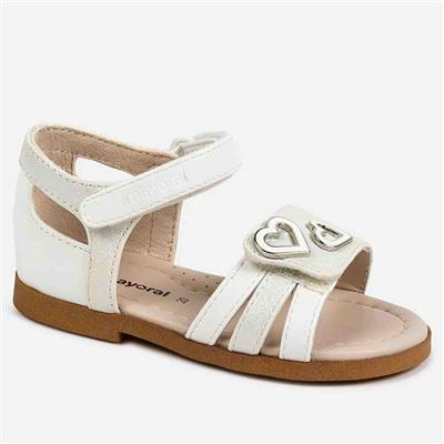 Sandalen Mayoral - white