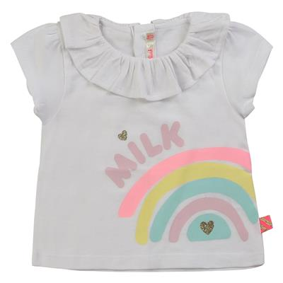 T-shirt Billieblush - wit