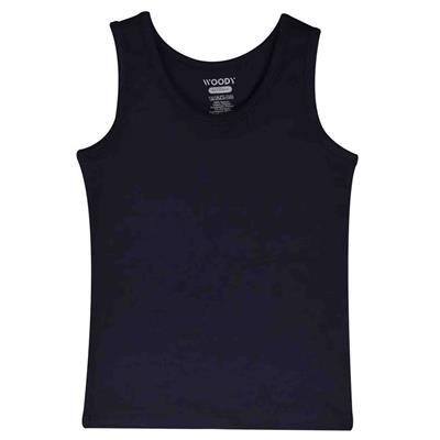 Singlet Woody - navy blue