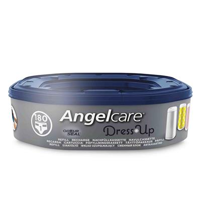 Navulcassettes voor dress-up (1x refill) Angelcare