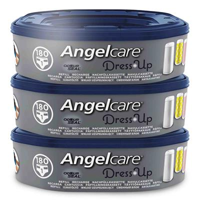 Navulcassettes voor dress-up (3x refill) Angelcare