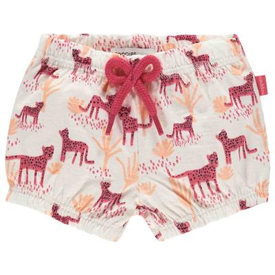 Short Cranston Noppies Newborn - rouge red