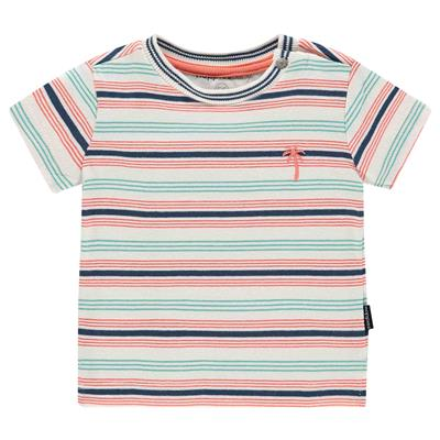 T-shirt Marcellus Noppies Newborn - Blanc de Blanc
