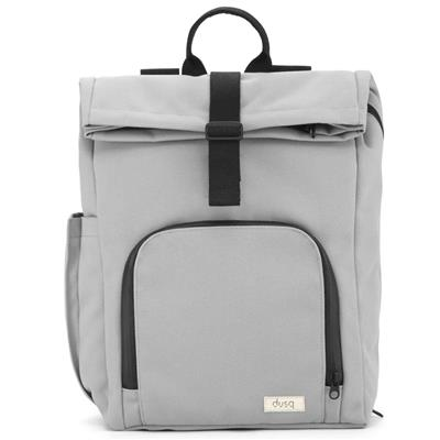 Verzorgingstas vegan bag (canvas) dusq - cloud grey