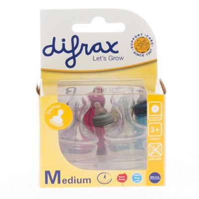 Speen (2st) plat (medium) Difrax