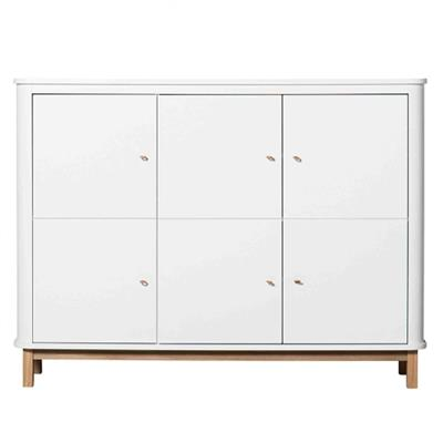 Kast Oliver furniture - white-oak