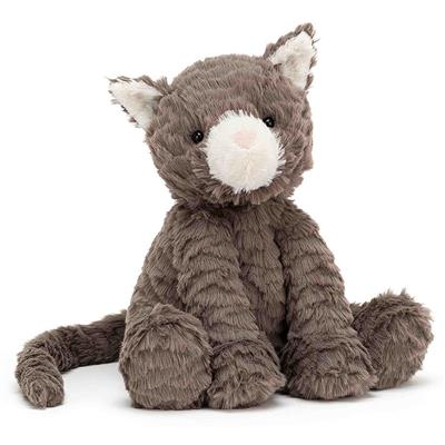 Knuffel fuddlewuddle kat (medium) Jellycat