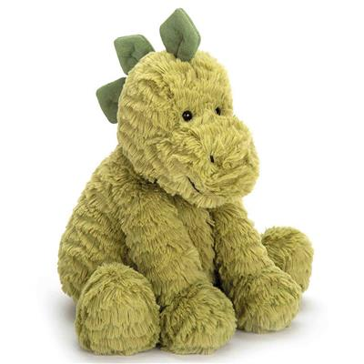 Knuffel fuddlewuddle dino (medium) Jellycat