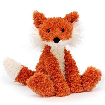 Knuffel crumble vos Jellycat