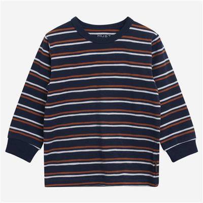 T-shirt Andrew Hust & Claire - navy