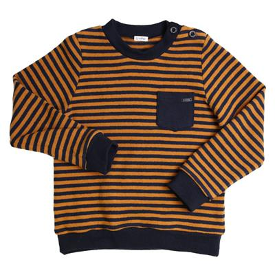 Sweater captain Gymp - mosterd-marine