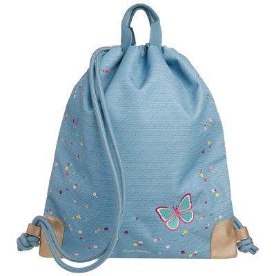 Zwemzak/turnzak city bag Jeune Premier - flower power