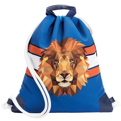 Zwemzak/turnzak city bag Jeune Premier - lion head