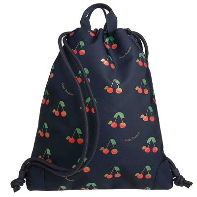Zwemzak/turnzak city bag Jeune Premier - love cherries