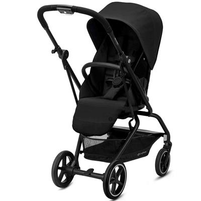 Buggy eezy S twist+ Cybex - deep black (black)